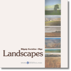 fornt page of Landscapes
