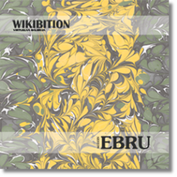 fornt page of modern ebru